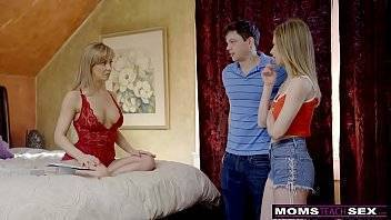 Coroas vídeos - mlk fodendo mãe gostosa e sua filha