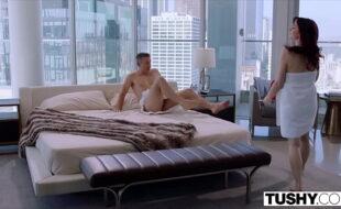 Imagens de sexo anal esposa dando o cu pro marido dotado
